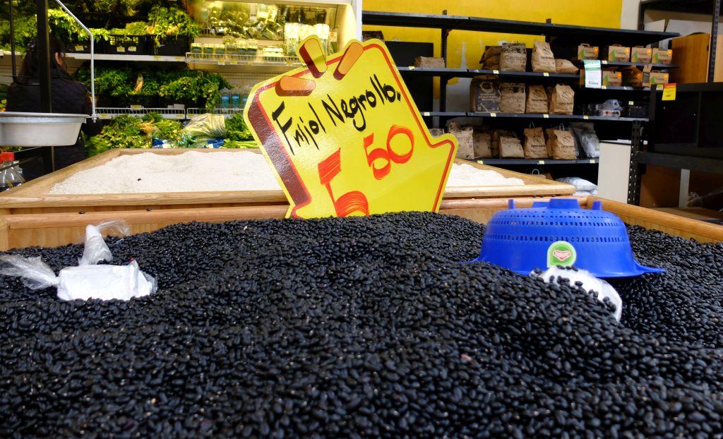 schwarzebohnen